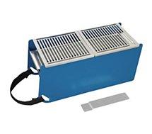 Barbecue charbon sans fumée Cookut Nomade YAKI Bleu