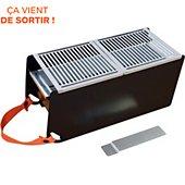 Barbecue charbon sans fumée Cookut Nomade YAKI noir