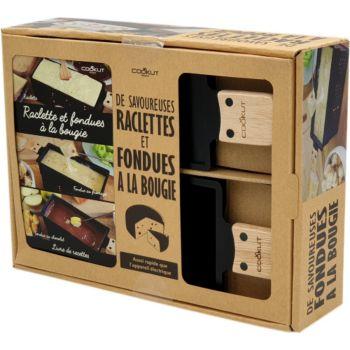 Cookut Raclette et fondue + un livre