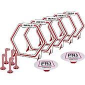 Robot PNJ Parcours d'Obstacles pour Drones