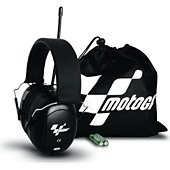 Casque anti bruit Acoufun Earfun Pro Radio Edition MotoGP