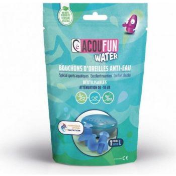 Acoufun Bouchons d'oreilles ACOUFUN Water natati