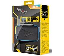 Accessoire Steelplay Kit de voyage 2DS XL 7 Accessoires