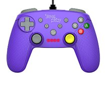 Manette Steelplay  Manette Switch Filaire Violette