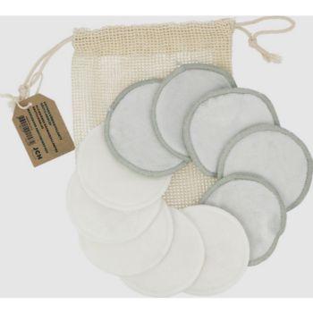 JCH de 10 disques démaquillants