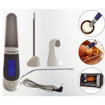 Atelier cuisine thermometre digital spatule fouet for Atelier cuisine sans cuisson