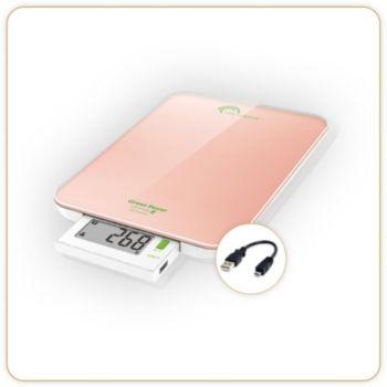 Little Balance sans pile USB Energy rose nacrée
