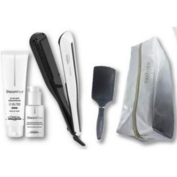 L'oreal Pack complet Steampod 3.0 cheveux fins