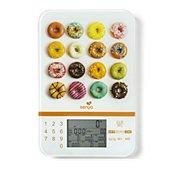 Balance de cuisine Senya nutritionnelle tactile Smart Scale