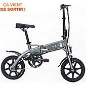 """Vélo à assistance électrique Revoe Urban gris 14"""""""