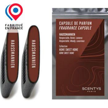 Scentys Haussmannien - Lot de 2 capsules