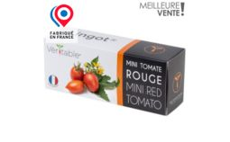 Recharge jardin intérieur Veritable mini tomate rouge
