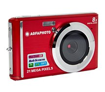 Appareil photo Compact Agfaphoto DC5200 ROUGE