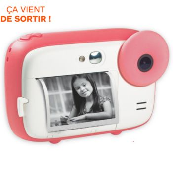 Agfaphoto Realikids Instant Cam Rose