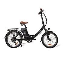 Vélo électrique Velair  Urban - Noir