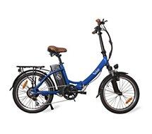 Vélo électrique Velair  Urban - Bleu