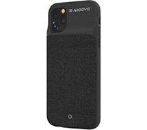 Coque avec batterie Xmoove  iPhone 11 avec batterie intégrée