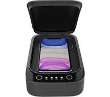 Stérilisateur UV Xmoove  avec charge sans-fil pour smartphones