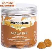 Complément alimentaire Les Miraculeux Gummies Solaire