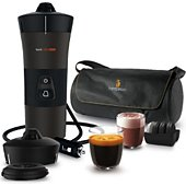 Cafetière portable Handpresso Handcoffee Auto Travel pack
