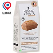 Préparation pour gâteau Marlette Bio pour Cake au rapadura Sans Glut