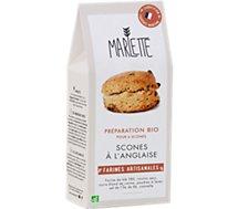 Préparation pour gâteau Marlette  Bio pour Scones a l anglaise
