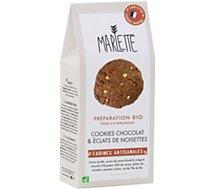 Préparation pour cookies Marlette  Bio pour Cookies chocolat et eclats