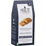 Préparation pour gâteau Marlette  Bio Pain d epices Edition limitee