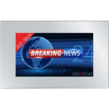 Wemoove TV miroir 21,5'' étanche encastrement