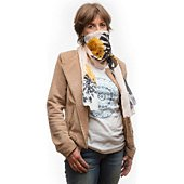 Masque antipollution Wair Foulard Sweet Jungle