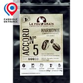 Café en grain Le Fou Du Grain HARMONIE