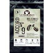 Café grain Le Fou Du Grain BEL CANTO