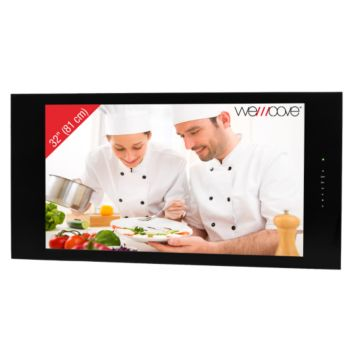 Wemoove TV 32'' cuisine encastrable étanche