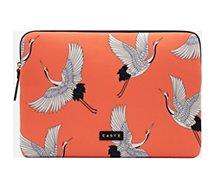 Housse Casyx  Pour PC ou Macbook 15'' Coral Cranes
