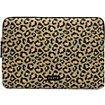 Housse Casyx Pour PC ou Macbook 15'' Olive Leopard