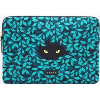 Casyx Pour PC ou Macbook 15'' Spying cat