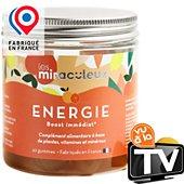 Complément alimentaire Les Miraculeux Gummies Energie