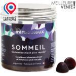 Complément alimentaire Les Miraculeux Gummies Sommeil