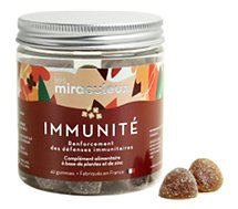 Complément alimentaire Les Miraculeux  Gummies Immunité