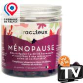 Complément alimentaire Les Miraculeux Gummies Ménopause