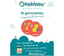 Jeu éducatif Bookinou  Lot de 10 gommettes Bookinou