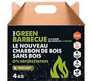 Greenbbq écologique noyaux d'olives 4kg
