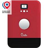 Mini lave vaisselle Daan Tech Bob - Pack Premium rouge