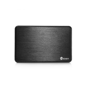 Heden 2.5'' USB 3.0 finition Alu Noir Mat