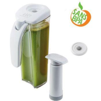 Warmcook Kit de conservation de jus sous vide