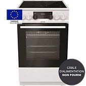 Cuisinière vitrocéramique Gorenje EC5351WA