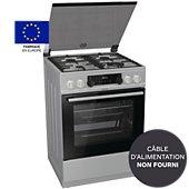 Cuisinière mixte Gorenje K6352XA