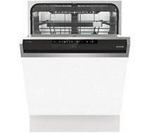 Lave vaisselle encastrable Gorenje  GI661C60X
