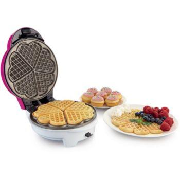 Gorenje WCM702PW gaufres coeur et cupcakes