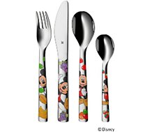 Couverts WMF  MICKEY MOUSE  enfants 4 Pieces